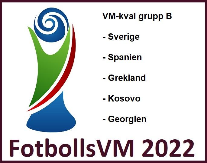 Fotbolls EM med Sveriges grupp och tabell